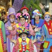 ตัวตลกโบโซ่ เปิดห้างเซ็นทรัลระยอง วันที่ 27-29 พ.ค.2558