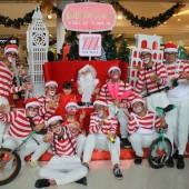 ตัวตลกโบโซ่ งานคริสต์มาสคอต ห้างเดอะมอลล์ วันที่ 25-27 ธ.ค.2558